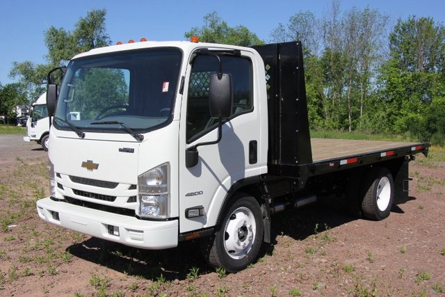 2018 LCF 4500 Regular Cab 4x2,  Platform Body #C87212 - photo 6
