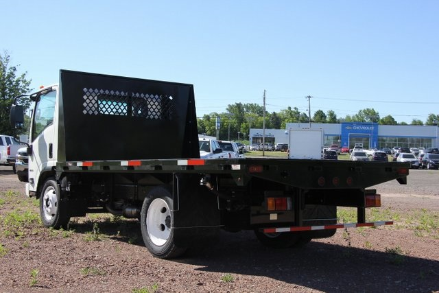 2018 LCF 4500 Regular Cab 4x2,  Platform Body #C87212 - photo 8