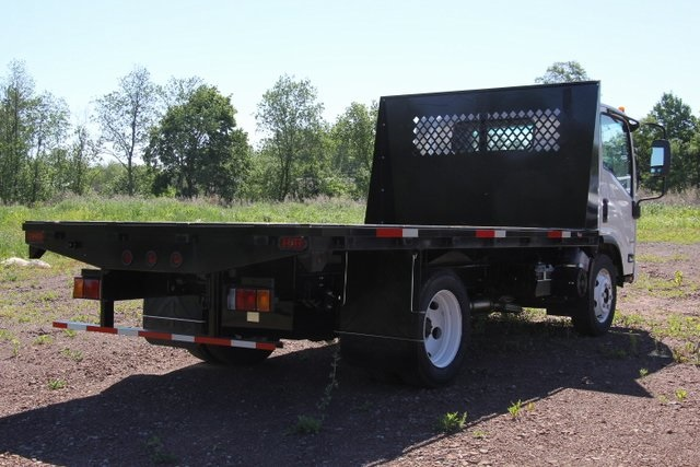 2018 LCF 4500 Regular Cab 4x2,  Platform Body #C87212 - photo 2