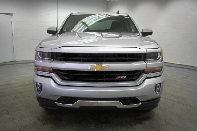2018 Silverado 1500 Double Cab 4x4,  Pickup #C87219 - photo 4