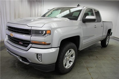 2018 Silverado 1500 Double Cab 4x4,  Pickup #C87219 - photo 5