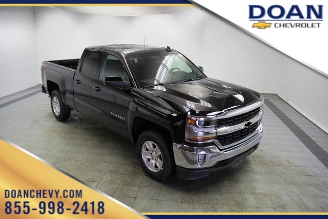 2018 Silverado 1500 Double Cab 4x4,  Pickup #C87220 - photo 1