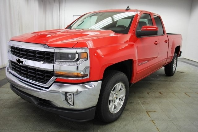 2018 Silverado 1500 Double Cab 4x4,  Pickup #C87221 - photo 5