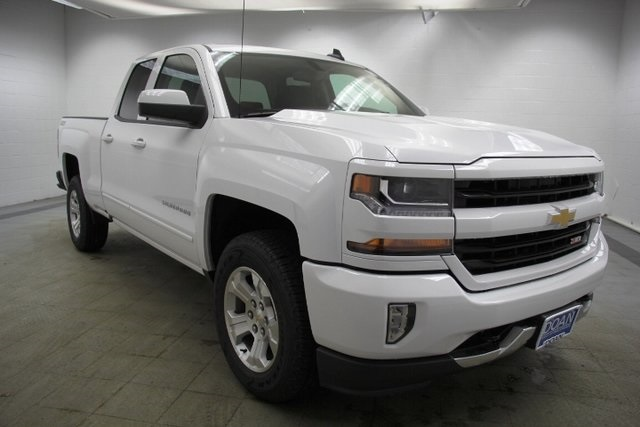 2018 Silverado 1500 Double Cab 4x4,  Pickup #C87231 - photo 3
