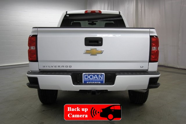 2018 Silverado 1500 Double Cab 4x4,  Pickup #C87231 - photo 8