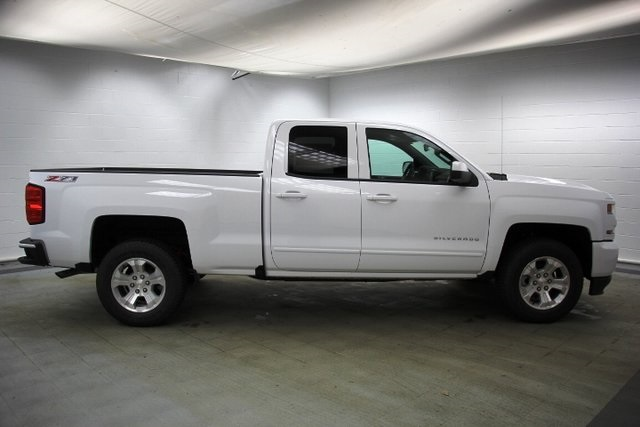 2018 Silverado 1500 Double Cab 4x4,  Pickup #C87231 - photo 9