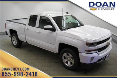 2018 Silverado 1500 Double Cab 4x4,  Pickup #C87231 - photo 1