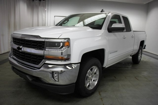 2018 Silverado 1500 Double Cab 4x4,  Pickup #C87243 - photo 5