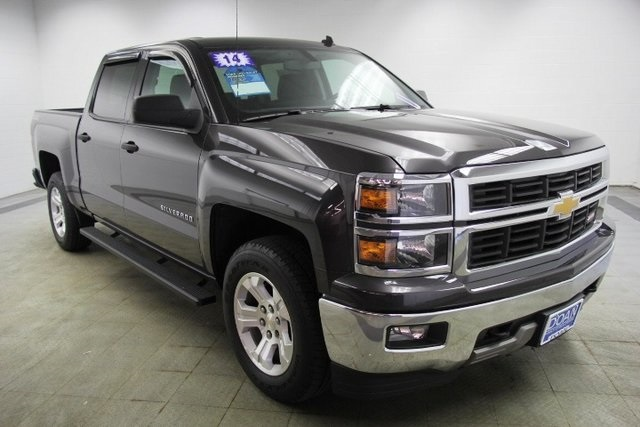 2014 Silverado 1500 Crew Cab 4x4,  Pickup #C87247A - photo 3