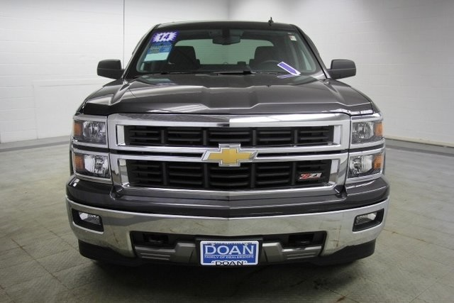 2014 Silverado 1500 Crew Cab 4x4,  Pickup #C87247A - photo 4
