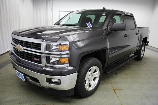 2014 Silverado 1500 Crew Cab 4x4,  Pickup #C87247A - photo 5