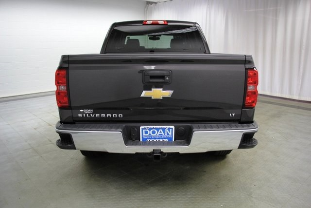 2014 Silverado 1500 Crew Cab 4x4,  Pickup #C87247A - photo 8