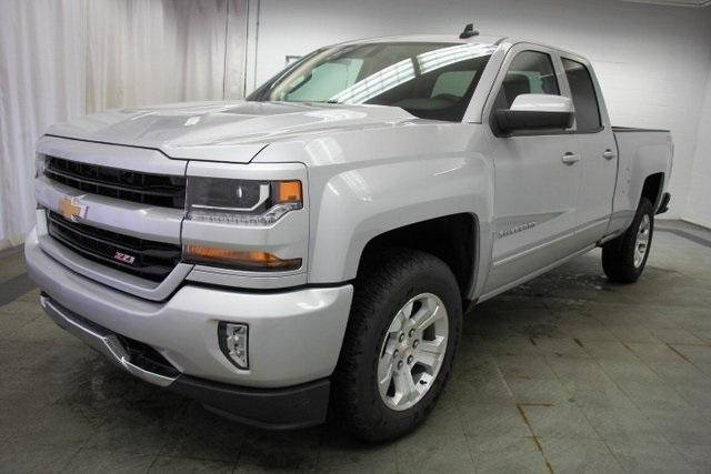 2018 Silverado 1500 Double Cab 4x4,  Pickup #C87254 - photo 5