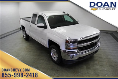 2018 Silverado 1500 Double Cab 4x4,  Pickup #C87314 - photo 1