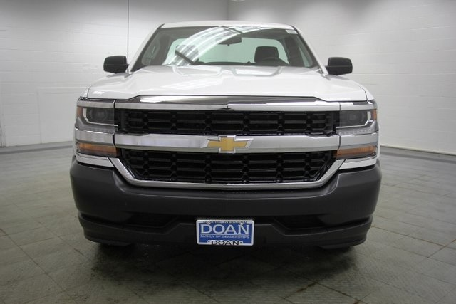 2018 Silverado 1500 Regular Cab 4x4,  Pickup #C87344 - photo 4