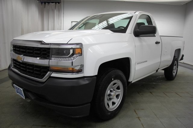 2018 Silverado 1500 Regular Cab 4x4,  Pickup #C87344 - photo 5