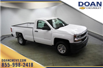 2018 Silverado 1500 Regular Cab 4x4,  Pickup #C87344 - photo 1