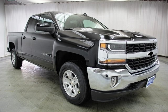 2018 Silverado 1500 Double Cab 4x4,  Pickup #C87388 - photo 3