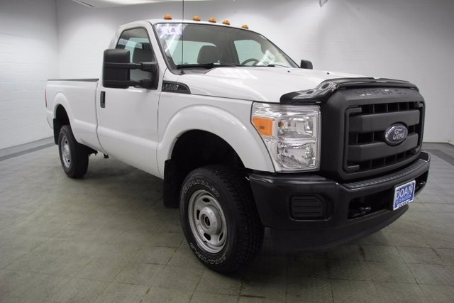2014 F-250 Regular Cab 4x4, Pickup #EZ2035P - photo 3