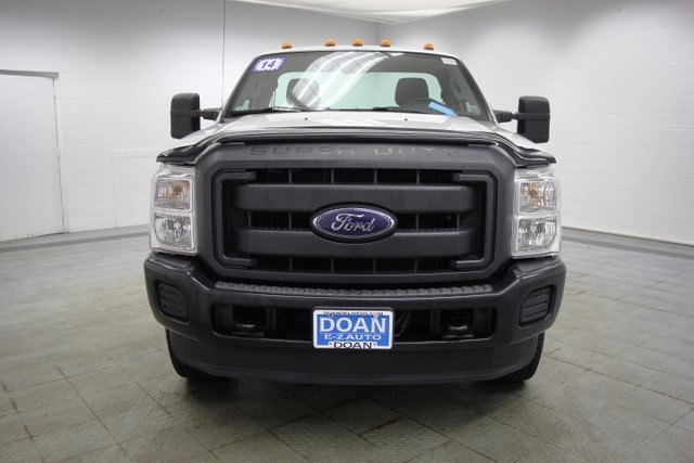2014 F-250 Regular Cab 4x4, Pickup #EZ2035P - photo 4
