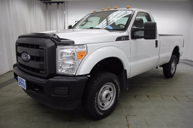 2014 F-250 Regular Cab 4x4, Pickup #EZ2035P - photo 5