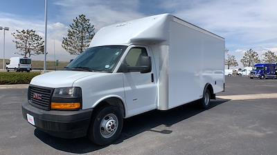 2021 GMC Savana 3500 DRW 4x2, Rockport Cargoport Cutaway Van #G210505 - photo 3