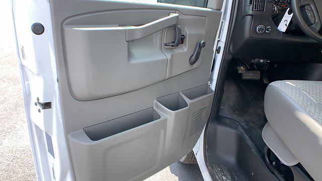 2021 GMC Savana 3500 DRW 4x2, Rockport Cargoport Cutaway Van #G210511 - photo 12