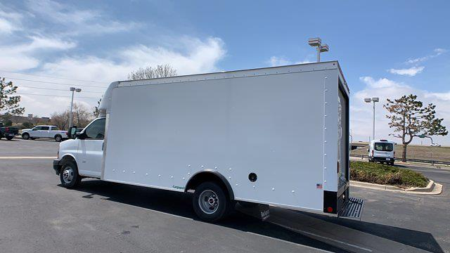 2021 GMC Savana 3500 DRW 4x2, Rockport Cargoport Cutaway Van #G210511 - photo 5