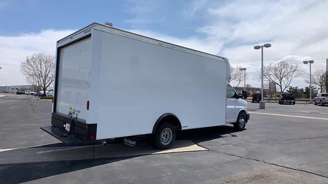 2021 GMC Savana 3500 DRW 4x2, Rockport Cutaway Van #G210511 - photo 1