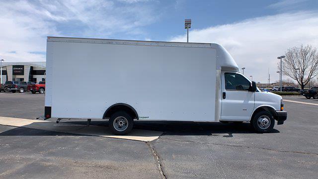 2021 GMC Savana 3500 DRW 4x2, Rockport Cargoport Cutaway Van #G210511 - photo 7