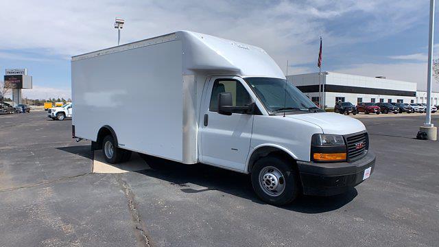 2021 GMC Savana 3500 DRW 4x2, Rockport Cargoport Cutaway Van #G210511 - photo 8