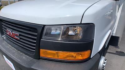 2021 GMC Savana 3500 DRW 4x2, Rockport Cargoport Cutaway Van #G210513 - photo 10