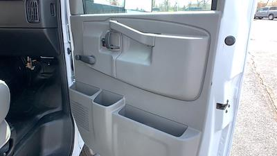 2021 GMC Savana 3500 DRW 4x2, Rockport Cargoport Cutaway Van #G210513 - photo 23