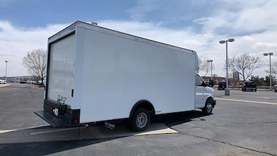 2021 GMC Savana 3500 DRW 4x2, Rockport Cargoport Cutaway Van #G210513 - photo 2