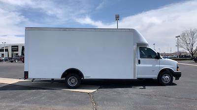 2021 GMC Savana 3500 DRW 4x2, Rockport Cargoport Cutaway Van #G210513 - photo 7