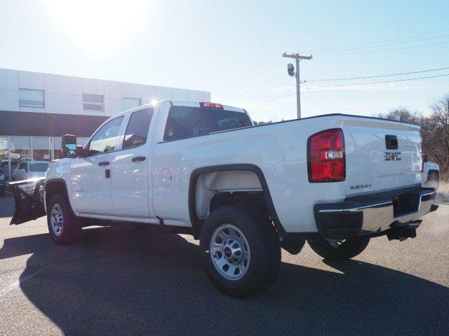 2019 Sierra 2500 Extended Cab 4x4,  Fisher Snowplow Pickup #G190032 - photo 16