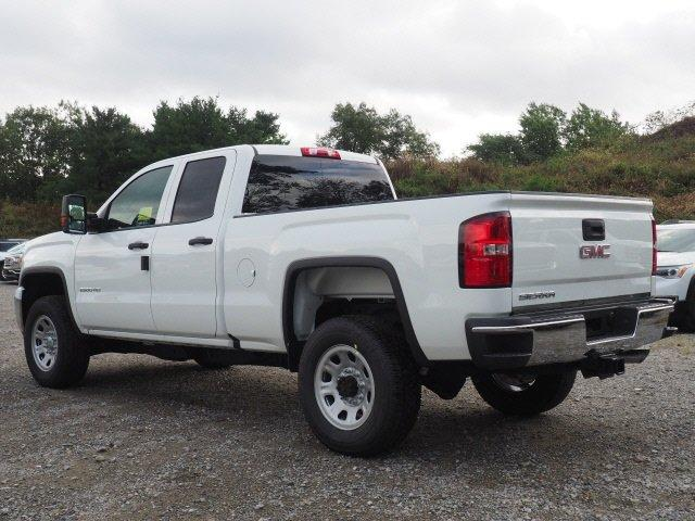 2019 Sierra 2500 Extended Cab 4x4,  Fisher Snowplow Pickup #G190032 - photo 7