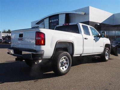 2019 Sierra 2500 Extended Cab 4x4,  Fisher Snowplow Pickup #G190032 - photo 26