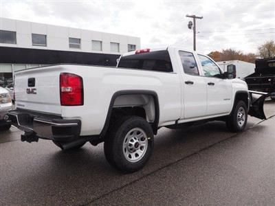2019 Sierra 2500 Extended Cab 4x4,  Fisher Snowplow Pickup #G190032 - photo 5