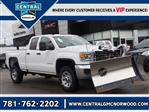 2019 Sierra 2500 Extended Cab 4x4,  Fisher Pickup #G190032 - photo 1