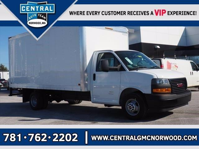 2019 GMC Savana 4500 RWD, Dejana Dry Freight #G190084 - photo 1