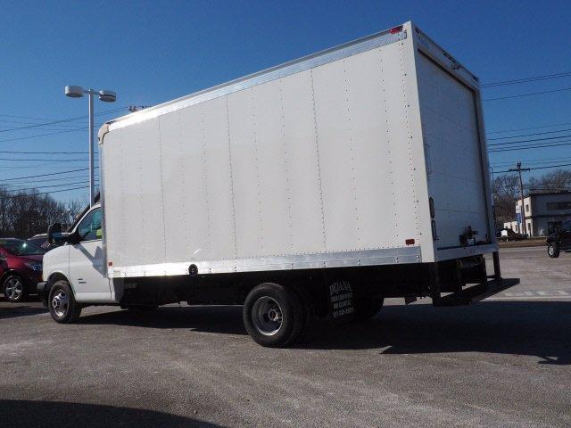 2019 Savana 4500 4x2,  Dejana DuraBox Dry Freight #G190084 - photo 8