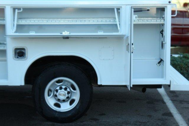 2019 Express 3500 4x2,  Reading Aluminum CSV Service Utility Van #900016 - photo 11