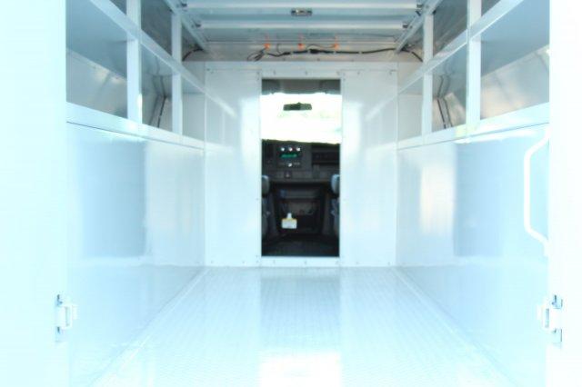 2019 Express 3500 4x2,  Reading Aluminum CSV Service Utility Van #900016 - photo 18