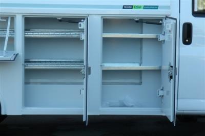 2019 Express 3500 4x2,  Reading Aluminum CSV Service Utility Van #900016 - photo 13