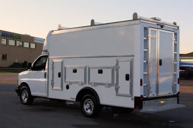 2019 Express 3500 4x2,  Rockport Service Utility Van #900017 - photo 1