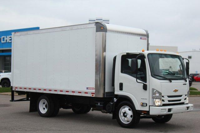 2019 LCF 4500 Regular Cab 4x2, Morgan Dry Freight #900311 - photo 5