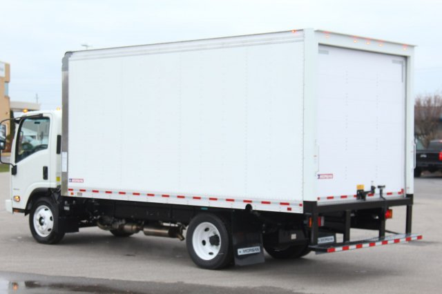 2019 LCF 4500 Regular Cab 4x2, Morgan Dry Freight #900311 - photo 1