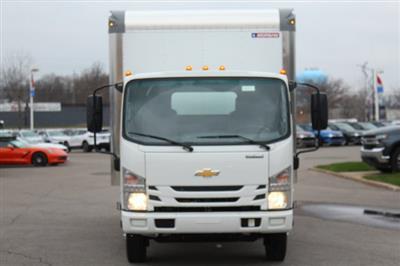2019 LCF 4500 Regular Cab 4x2, Morgan Dry Freight #900311 - photo 3