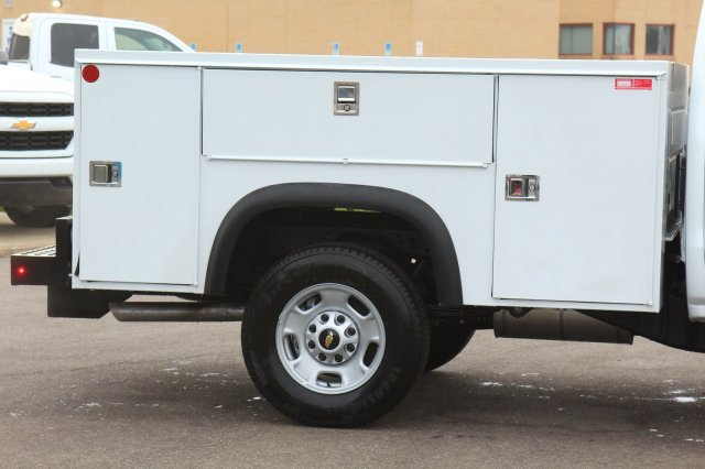 2019 Silverado 2500 Double Cab 4x2, Monroe MSS II Service Body #900371 - photo 6